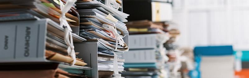 avantages de la ged et le traitement des documents