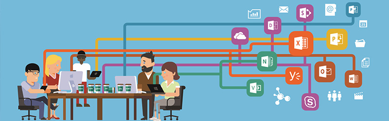 bureautique cloud office 365